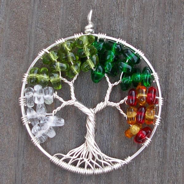 Талисман дерево жизни своими руками 63